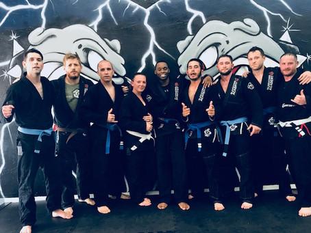 Should Police be Trained in Jiu-Jitsu?