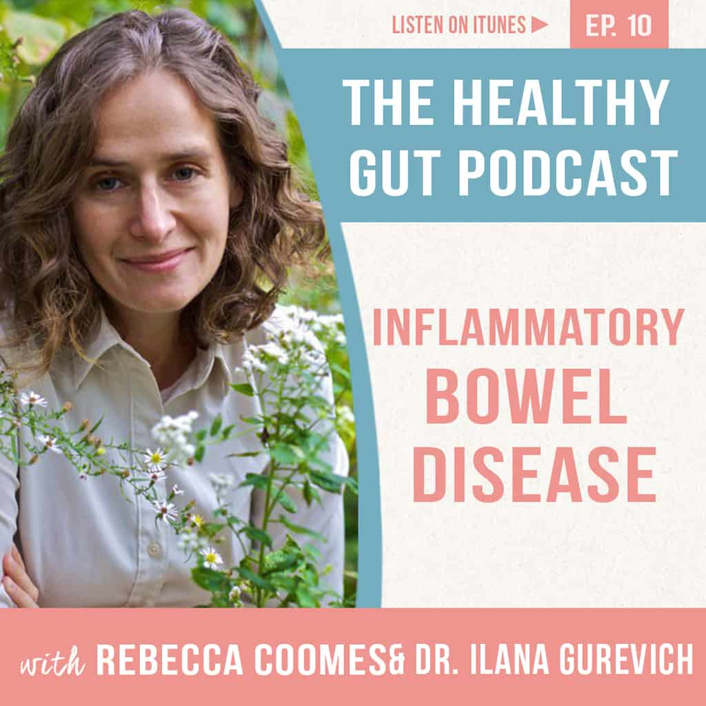 the healthy gut podcase