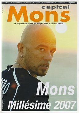 couverture Mons capital - num16 juin 200