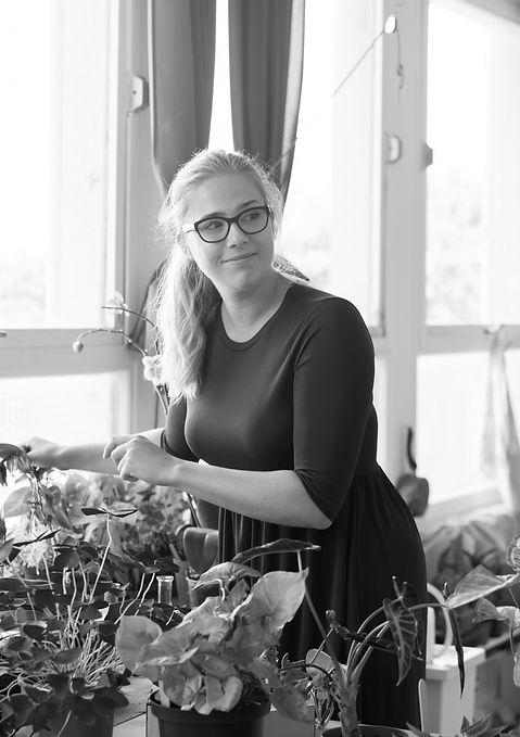 © Anne Lemaître photographe / Julie Martin / Be vegetal my firend