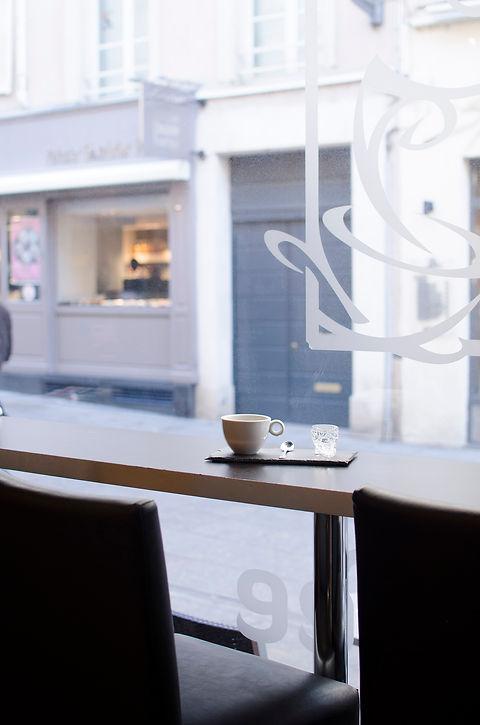 © Anne Lemaître photographe / Kensington Coffee Nancy / ambiance