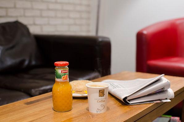 © Anne Lemaître photographe  / Kensington Coffee Nancy / formule petit déjeuner