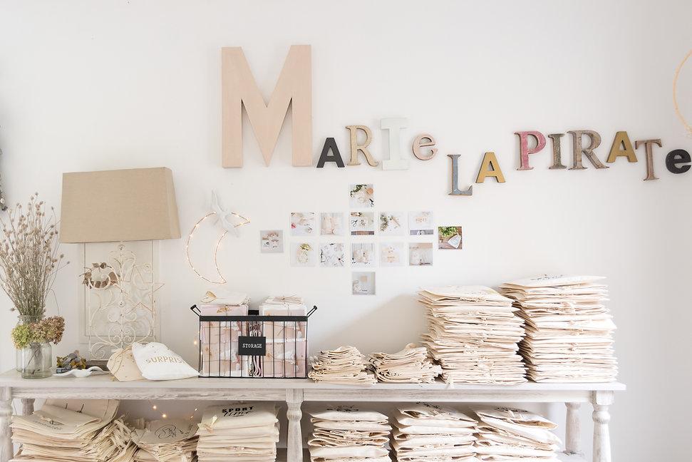 © Anne Lemaître photographe / Marie La Pirate
