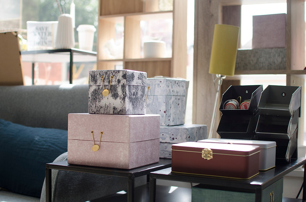 © Anne Lemaître photographe / boutique / boîtes / Les Fées de Style Reims