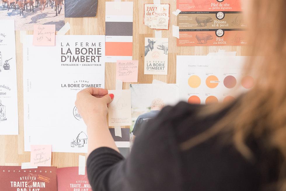 Celine Andrie - Atelier A - Anne Lemaître - Repotage Métier