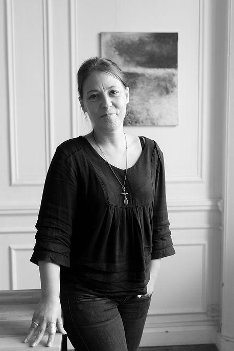 © Anne Lemaître photographe / Stéphanie Marchal / illustratrice rémoise / reportage métier