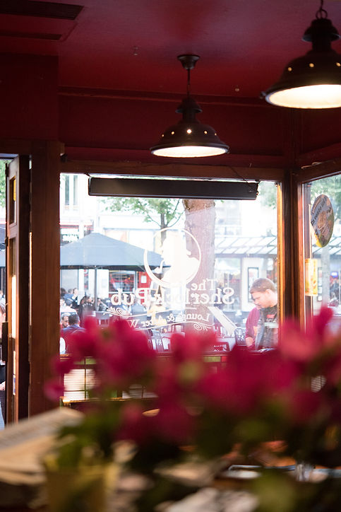 © Anne Lemaître photographe / The Sherlock pub / Reims / Ambiance