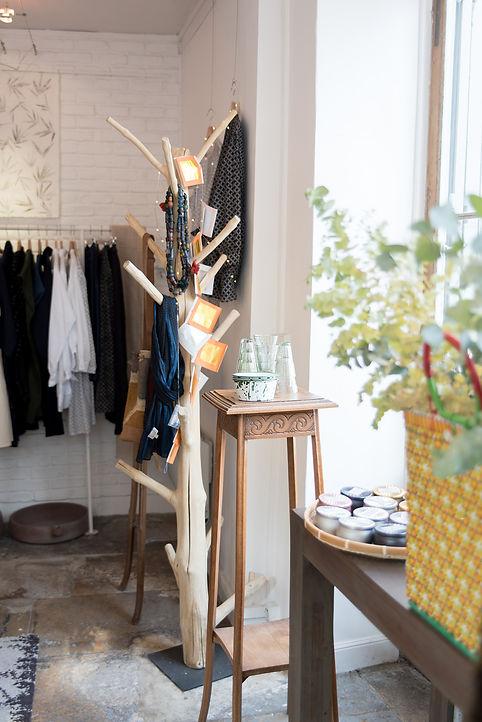 © Anne Lemaître photographe / Boutique / Bazarine / déco / vêtements