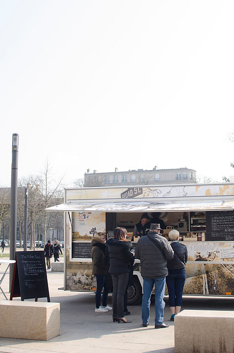 © Anne Lemaître photographe / The Mother Road / Food Truck Reims