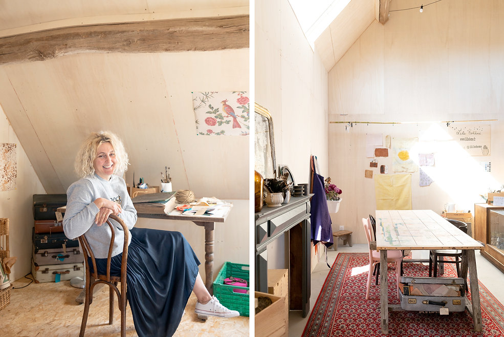 12 Lili Bohême - Anne Lemaitre - Report