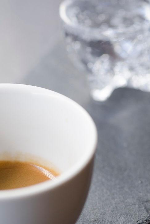 © Anne Lemaître photographe / Kensington Coffee Nancy / détail café