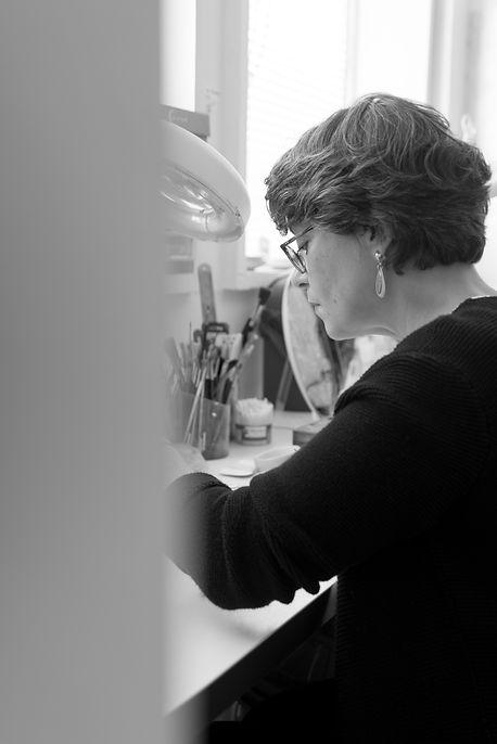 © Anne Lemaître photographe / Creations blanc couleurs / Aud Novikoff