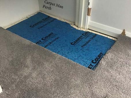 Invisible Carpet Repairs Perth
