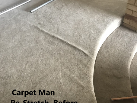 Carpet Re-Stretching Facts