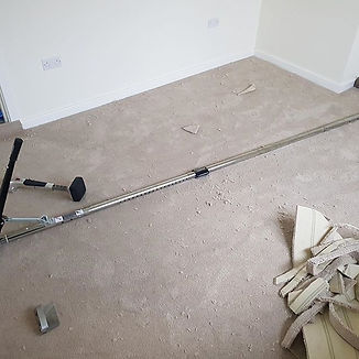 Install carpet to a bedroom nice way to