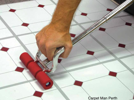 Vinyl Flooring  Repairs