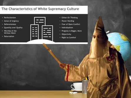 """White supremacists infiltrate Global Affairs Canada, teach staff """"correct"""" way to shit on minorities"""