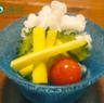 白ゴーヤと宮古島野菜のピクルス