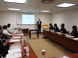 東京 島のわ通信発足2年報告 会を行いました!