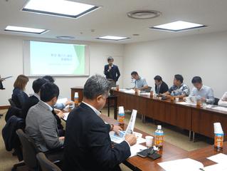 東京 島のわ通信発足4年報告 会を行いました!