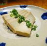 島豆腐の宮古味噌漬け