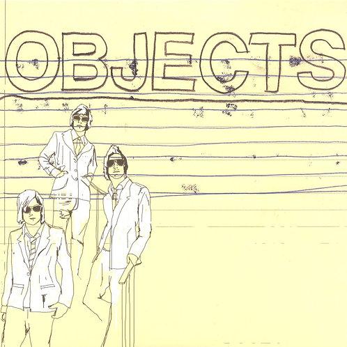 "Objects - Gravity - 7"" Vinyl"