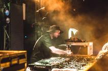 Илко Михайлов-DJ Unkle Billy за усмивките и живота, представен като музикална плоча.
