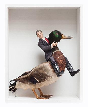 George .W Duck