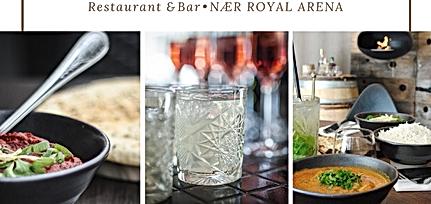 Royal arena restaurant menu
