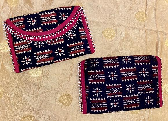 Aishwarya Double Flap Purse