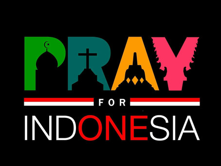 Pray for Indonesia!