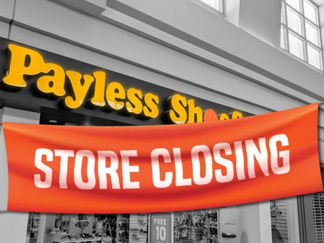 Payless Shoe Source going to defunct all of its remaining stores in U.S. & Puerto Rico