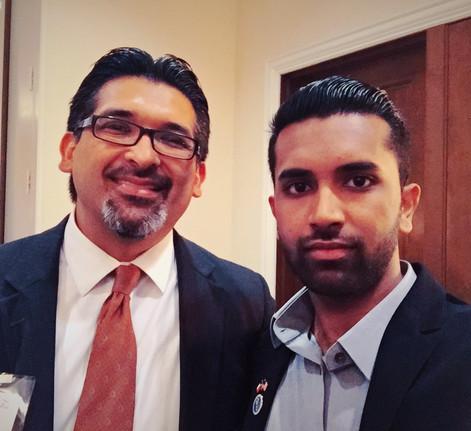 with Judge Roberto