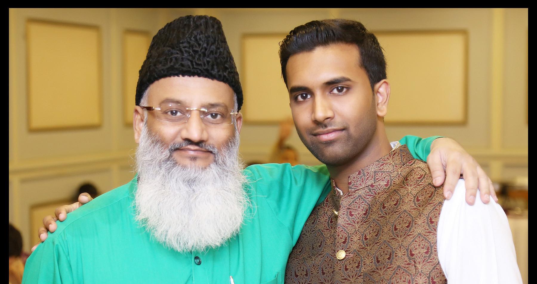 with Social Worker Ramazan Chhippa