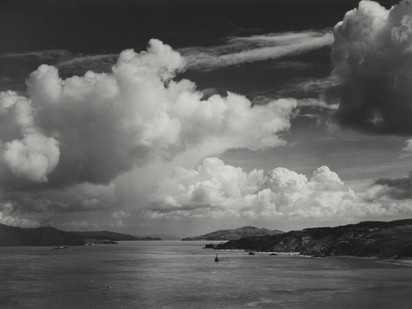 Ansel Adams, Before the Golden Gate: People of the Parks Past Series #6