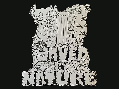 Native Creatures Sticker