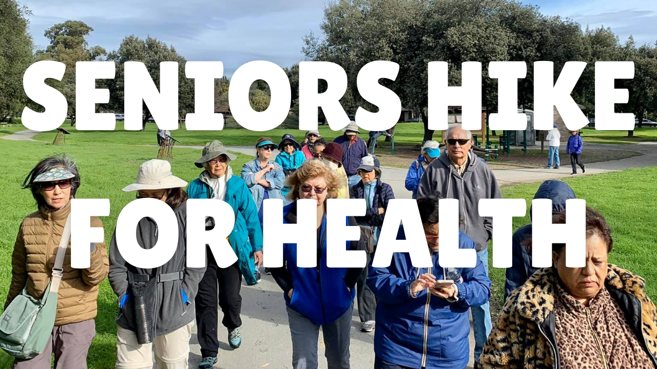 Seniors Hike for Health