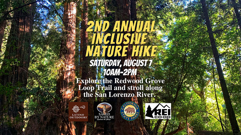 2nd Annual Inclusive Nature Hike