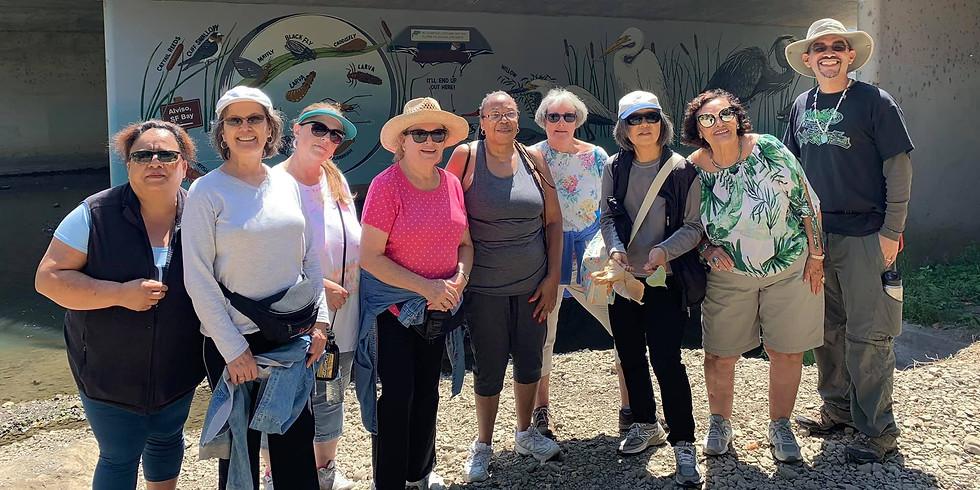 Seniors Hike for Health