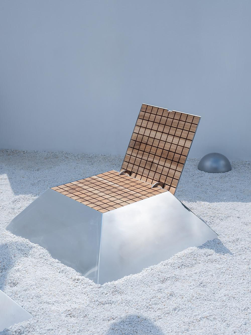 Эксклюзивный проект мебели для улиц от ST PROFI,