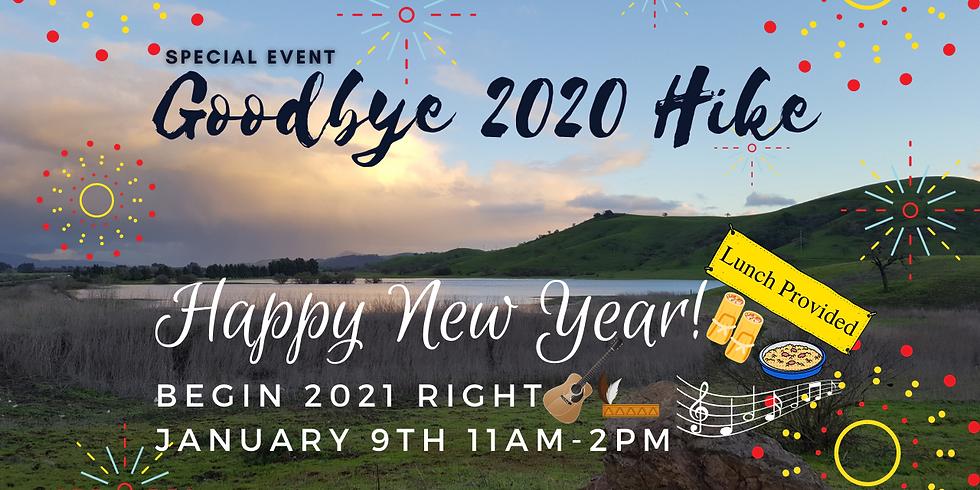Goodbye 2020 Hike