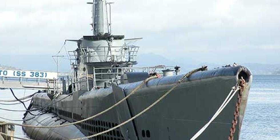 World War II Submarine USS Pampanito San Francisco Maritime National Historical Park
