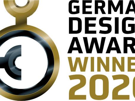 Победитель премии German Design Award 2020