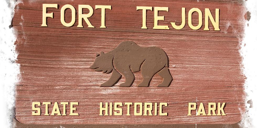 Virtual Photo Walks at Fort Tejon State Historic Park