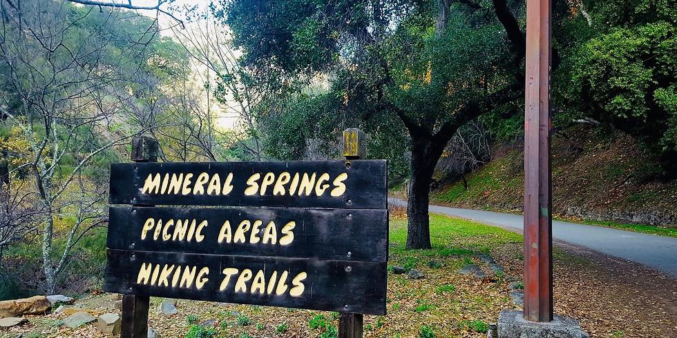 Hike for Health - Seniors Explore Alum Rock Park
