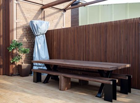Топ-10 предметов мебели для улицы.