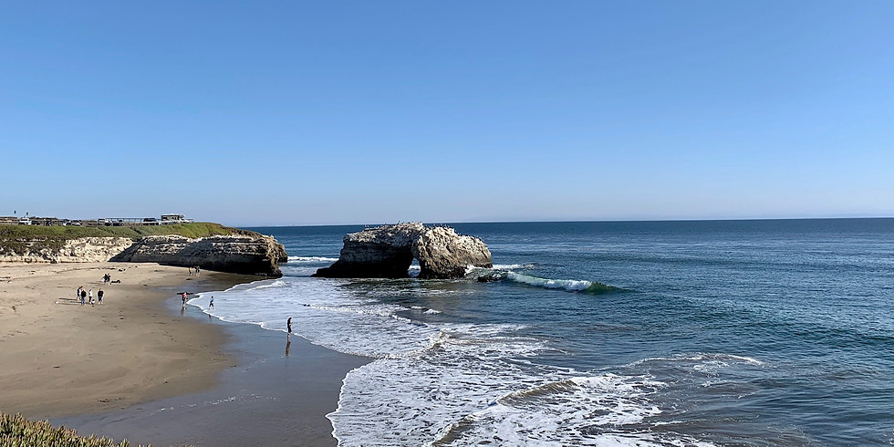 Hike for Health - Seniors Explore Natural Bridges State Beach