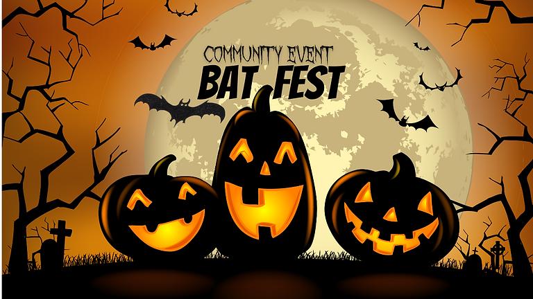 Bat Fest Community Event