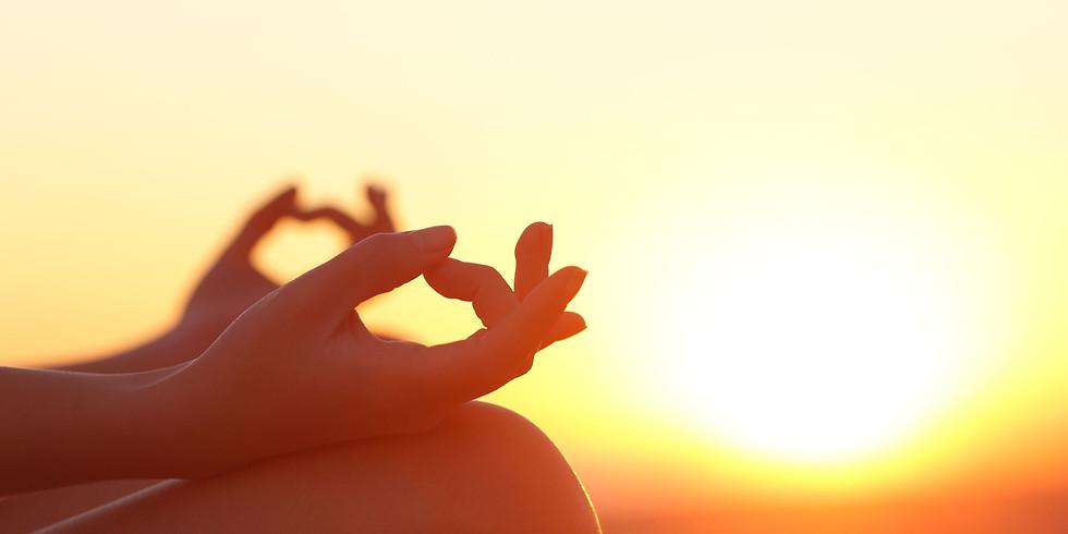Morning Crane Meditation