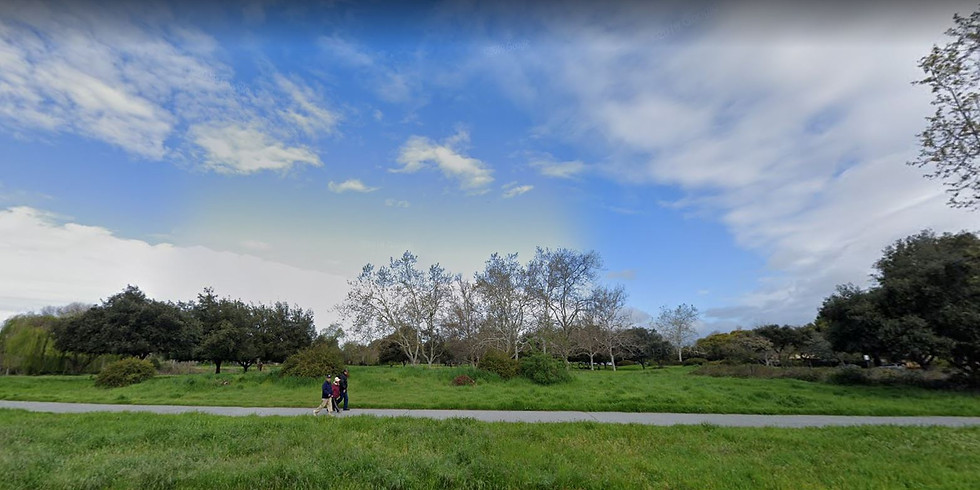 Seniors Explore Penitencia Creek County Park